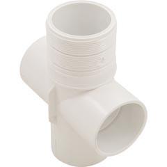 "Waterway Plastic Body, 2"" T/A Diverter Valve , Buttress Thread - 602-0910"