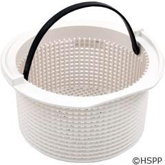 Waterway Plastics Basket Assembly, Flat Bottom(W/Handle) - 550-1030