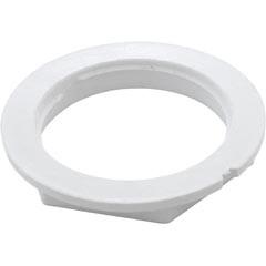 "Waterway Plastic Nut, 1""Top Access Diverter Valve, White - 718-4340"