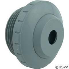 """Waterway Plastics 1/2"""" Eyeball-Gray-Bagged Individually - 400-1417CB"""