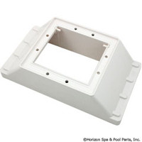 Waterway Plastics Body, Wide Mouth - White - 519-4100