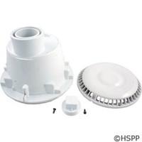 """Waterway Plastics Anti-Vortex Assy,1 1/2""""S Side X Btm, White (Vgb) - 640-2420V"""