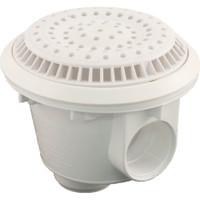 """Waterway Plastics Anti-Vortex, 2"""" Socket, White - 640-2750 V"""