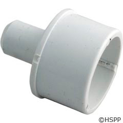 "Waterway Plastics Barb Adapter, 1.5""Spg X 3/4""Barb - 413-4360"