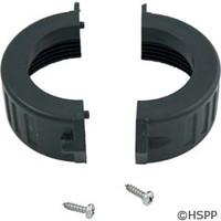 "Waterway Plastics 2"" Split Nut, For Heaters , W/Screws, Waterway - 400-5421"
