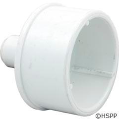 "Waterway Plastics Barb Adapter, 2""Spg X 3/4""Barb - 413-4510"