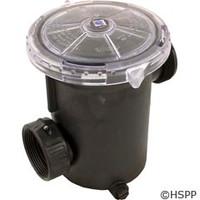 """Waterway Plastics 6"""" Spa Pump Trap Assy 2""""X2"""" - 310-6600"""