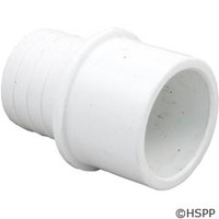 "Waterway Plastics Barb Adapter, 3/4""S/1""Spg X 1""Barb - 425-1010"