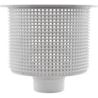 """Waterway Plastics Basket - White - 6.4"""" Diameter X 5.62"""" H - 519-8000"""