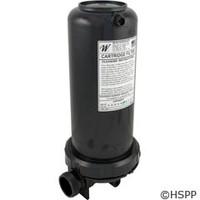 "Waterway Plastics In-Line Filter 50Sqft 1.5"" W/Bypass - 500-5070"