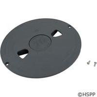 Waterway Plastics Lid - Dark Gray - 540-6479WW-D