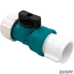 """Waterway Plastics On/Off Valve Assy., 1/2"""", Garden Hose - 400-2060"""