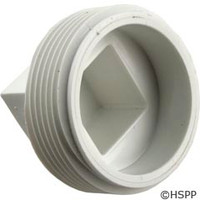 "Waterway Plastics Plug, 1 1/2""Npt - 715-1230"