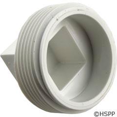 "Waterway Plastics Plug, 1 1/2""Npt - 715-1230"