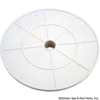 Waterway Plastics Lid, Front Access Skimmer, White - 519-3030