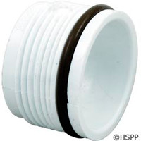 Waterway Plastics Poly Gunite Threaded Retainer Ring - 212-4700