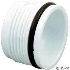 Waterway Plastics Poly Gunite Threaded Retainer Ring - 212-4700
