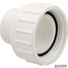 "Waterway Plastics Pump Union Assy 1.5"" Spg - 400-4240"