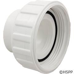 "Waterway Plastics Pump Union Assy 2""Union X 1.5""S/2"" Spg - 400-9230"