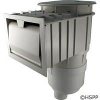 """Waterway Plastics Skimmmer Complete, In-Ground Gunite 2""""Skt(2-1/2""""Spg) - 540-6410"""