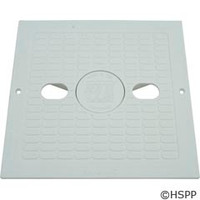 Waterway Plastics Square Lid - White - 540-6490WW