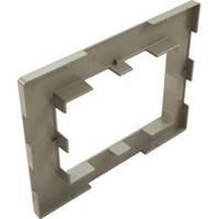 Waterway Plastics Standard Vinyl Liner Trim Plate - Gray - 519-9527