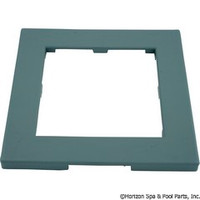 Waterway Plastics Trim Plate, Front Access, Abs Gray - 519-3097