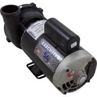 "Waterway Plastics Ww Exec 56 Frame 2 1/2"" Pump Complete,5Hp,230V,1-Spd (Oem) - 3712021-13"