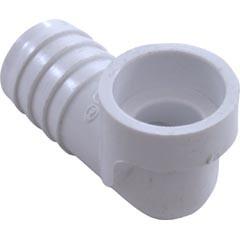 "Waterway Plastics Universal Jet Body, 90 Ell 3/4""B - 411-0350"