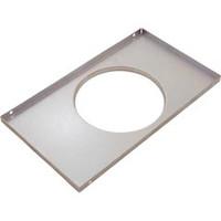 Zodiac/Jandy/Laars Adapter Plate  (125) - R0478301