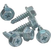 Zodiac/Jandy/Laars Gasket W/ Blower Mounting Hardware - R0329900