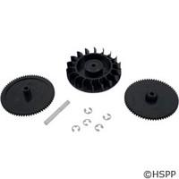 Zodiac/Polaris Drive Train Gear Kit W/Turbine Bearing(Ser#513564)(380/360) - 9-100-1132