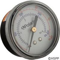 Zodiac/Polaris Clnr Pressure Gauge Caretaker Water Valve Polaris - 1-3-1