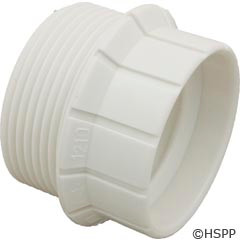 Zodiac/Polaris Hose Connector, Male - 6-103-00