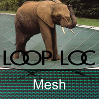 LOOP-LOC II Super Dense Mesh Safety Cover - Rectangle