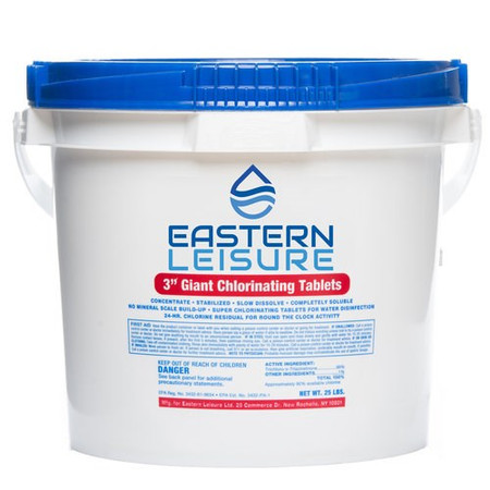 Eastern Leisure Chlorine Tablets
