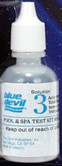 Test Kit Liquid Reagent Refill - Alkalinity Clear - #3 White