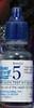 Test Kit Liquid Reagent Refill - Alkalinity Blue Dye - #5 Blue