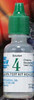 Test Kit Liquid Reagent Refill - Bromine/Chlorine Neutralizer - #4 Green