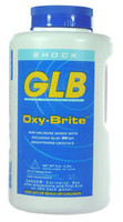 GLB Oxy Brite - Non-Chlorine Shock - For Pools & Spas - 5lb