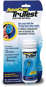 AquaChek Pool/Spa Trutest Digital Test Strips Refill