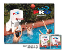 Cool Jam Pro - Poolside Basketball game