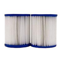 Pleatco  Filter Cartridge - Best Way Accessories 1/25hp Pump  -  PBW3PAIR