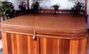 Prestige Deluxe Custom Hot Tub Spa Covers