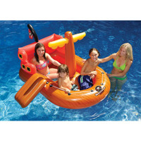 Galleon Raider Pirate Ship Inflatable