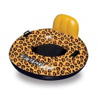 Wildthings Cheetah Inflatable Pool Tube