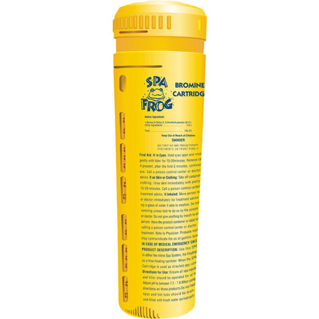 Spa Frog Replacement Bromine Cartridge