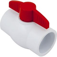 "CLEARANCE - Ball Valve, Magic Plastics, 2"" Slip - 0250-20"