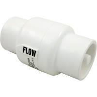 CLEARANCE - Check Valve, Pentair Rainbow Automatic Feeder 322, 1-1/2x 2 - R172288