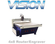 4' x 8' Large CNC Router and Engraver